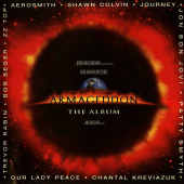 Album art Armageddon Soundtrack