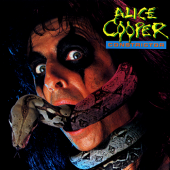 Album art Constrictor by Alice Cooper