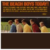 Album art The Beach Boys Today
