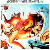 Album art Alchemy by Dire Straits