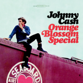 Album art Orange Blossom Special by Johnny Cash