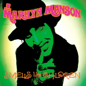 Album art Smells Like Children
