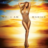 Album art Me. I Am Mariah... The Elusive Chanteuse by Mariah Carey
