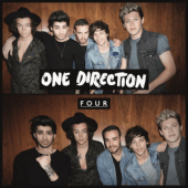 Album art Four by One Direction