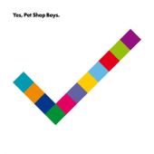 Album art Yes by Pet Shop Boys