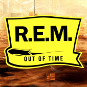 Album art Out Of Time by R.E.M.